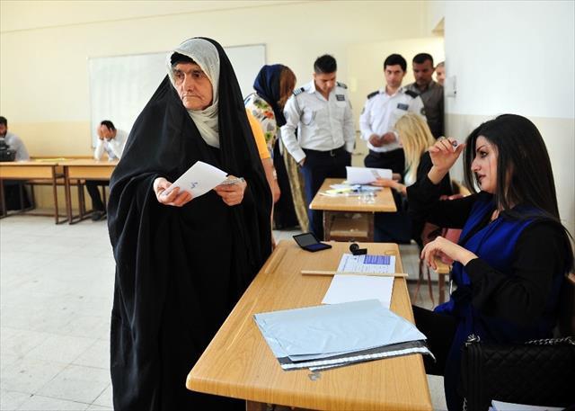 Oy verme işlemi 1 saat uzatıldı