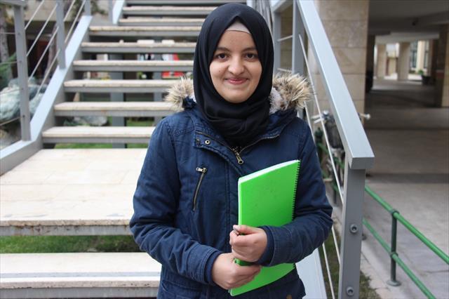 Eğitim için Fransa'yı değil, Türkiye'yi seçti