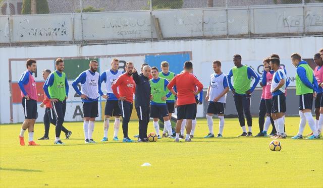 Trabzonspor'da Kucka müjdesi