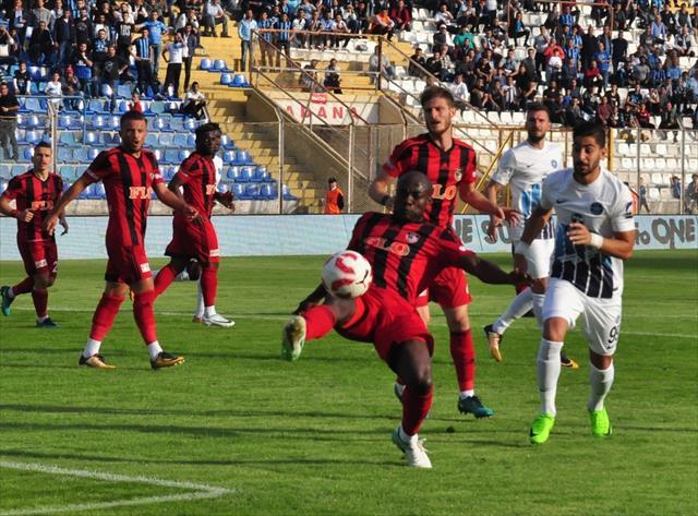 Adana'da gollü beraberlik
