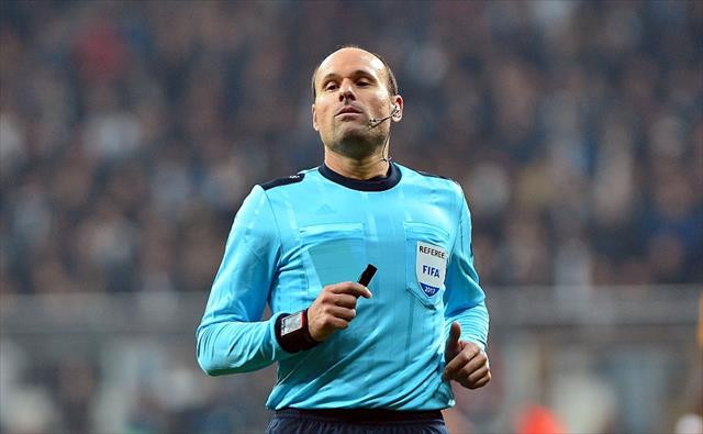 Mateu Lahoz'un Beşiktaş-Porto maç raporu