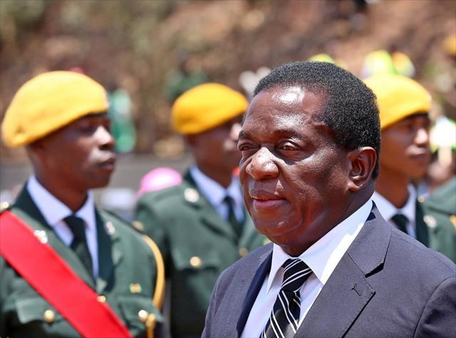 Zimbabve'nin yeni lideri Cuma günü yemin edecek