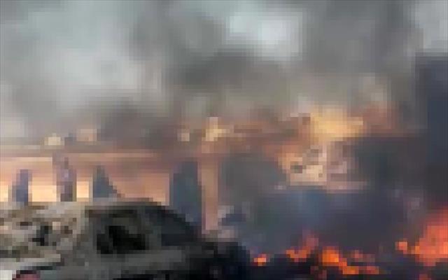 Irak'taki saldırıda ölü sayısı 25'e yükseldi