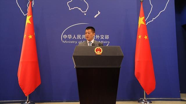 Çin'den ABD'ye yaptırım tepkisi