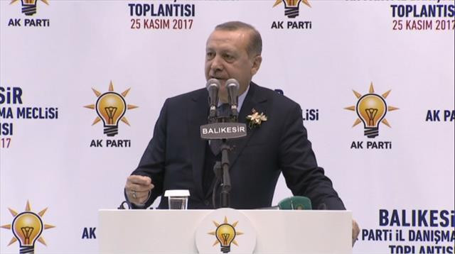 Erdoğan'dan CHP'ye sandalye tepkisi…