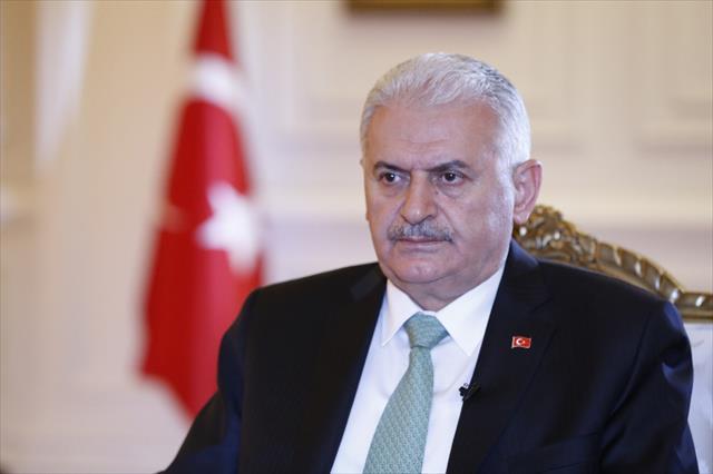 """Başbakan Yıldırım'dan """"taşeron"""" açıklaması…"""