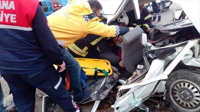 Kazadan sonra can pazarı