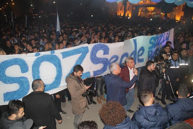 Adana Demirspor'da coşkulu 78.yıl kutlaması