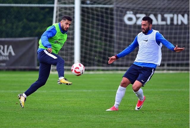 Trabzonspor'da çalışmalar hız kesmiyor