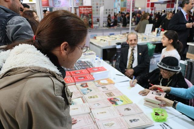 103 yaşındaki sümerolog Çığ'a yoğun ilgi