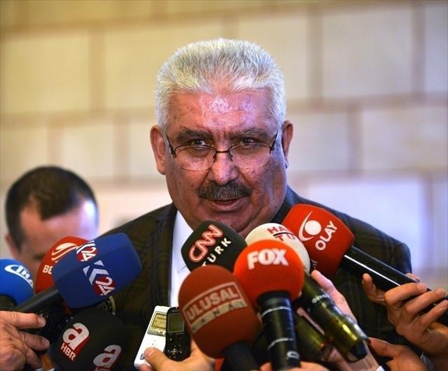 MHP'li Yalçın'dan seçim ittifakı tartışmalarına ilişkin açıklama