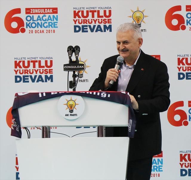 Zonguldak kömür işletmesinde ölenlere şehitlik mertebesi