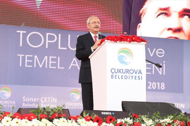 Kılıçdaroğlu'ndan 'Afrin' değerlendirmesi