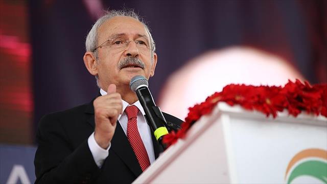 CHP Genel Başkanı Kılıçdaroğlu: Kahraman ordumuza güveniyoruz