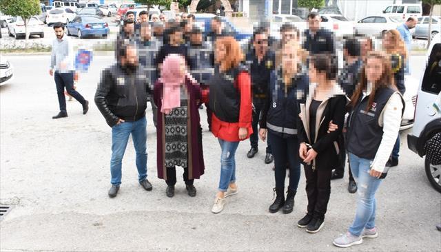 PKK'lı teröristlerin evlerinde Gülen'in kitapları bulundu
