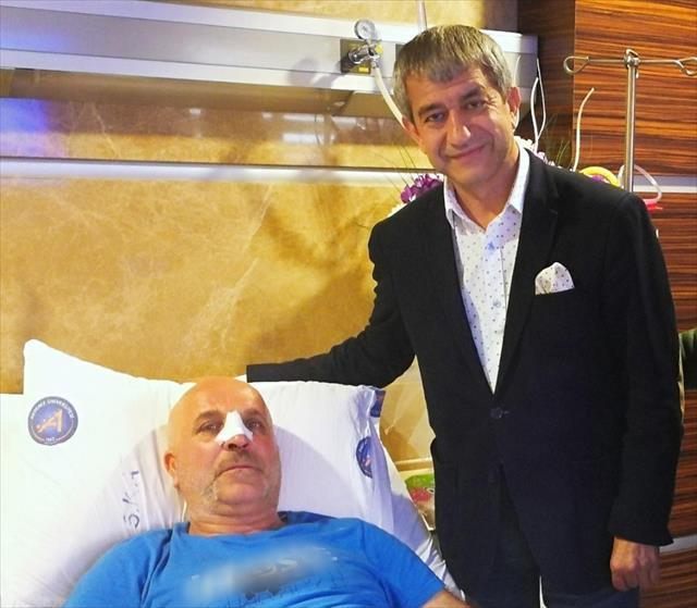 Alanyaspor Başkanı Çavuşoğlu ameliyat oldu