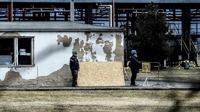 Çekya'da fabrikada patlama: 6 ölü