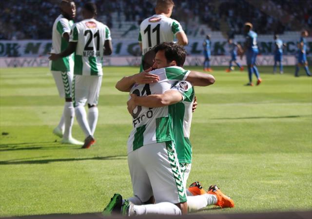 A.Konyaspor: 2 - Kasımpaşa: 0