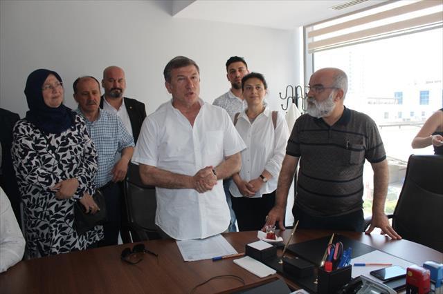 Tanju AK Parti'den aday adayı oldu