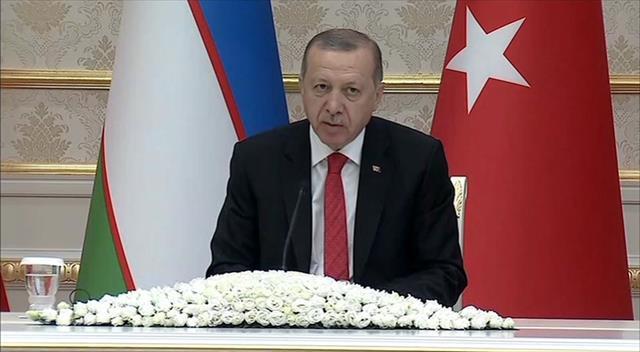 Hedefi Erdoğan açıkladı…
