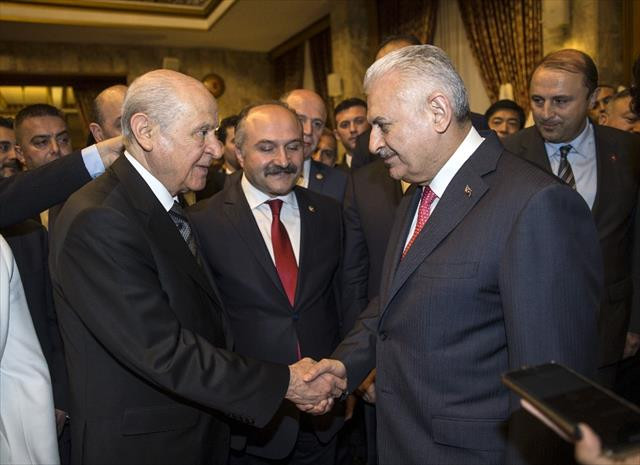 Erdoğan'ın adaylık başvurusunu birlikte yapacaklar