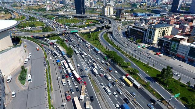 İstanbul'da yarın bu yollara dikkat…