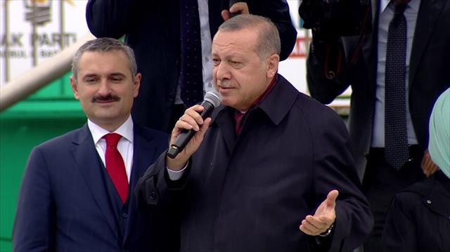 Erdoğan: 24 Haziran'da Osmanlı tokadını vuracağız…