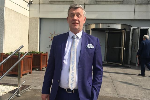 Metin Şentürk AK Parti'de mülakata girdi…