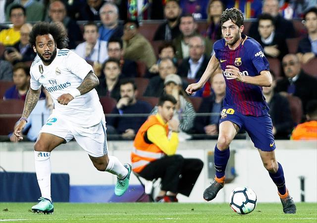Sergio Roberto'ya 4 maç ceza…