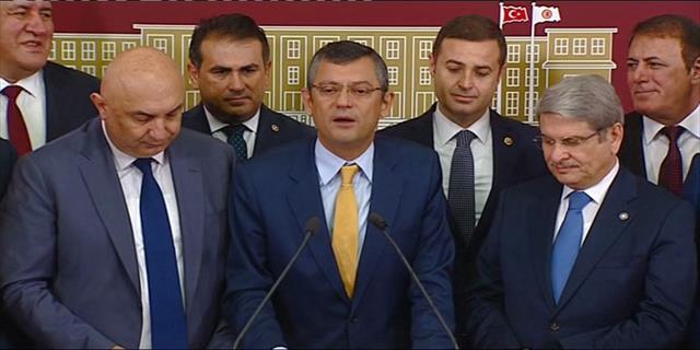 İYİ Parti'ye geçen 15 CHP'li vekil geri döndü…