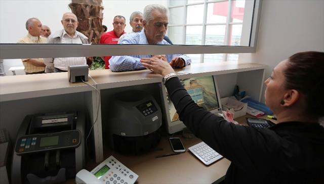 Bankacılık sektörünün toplam kredi hacmi arttı…
