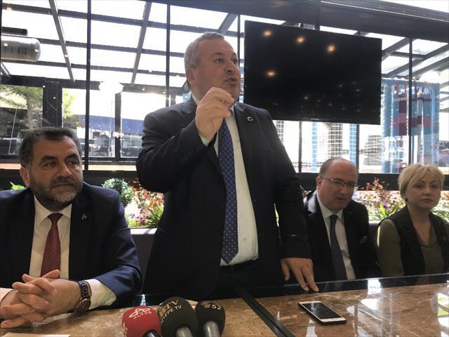 MHP'li Enginyurt: Erdoğan giderse Türkiye düşer…