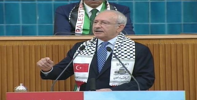 Filistin halkına yapılan katliamdır…
