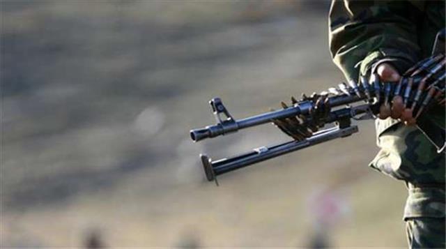 Jandarma karakoluna saldırı…