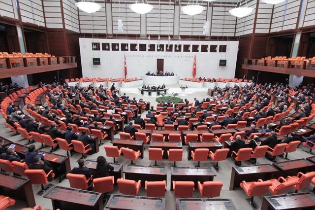 Torba teklifi Meclis'te kabul edildi…