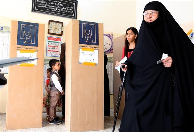 Irak seçimlerinin resmi sonuçları açıklandı…