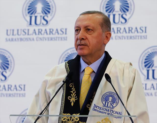 Erdoğan'dan FETÖ'ye ahtapot benzetmesi…