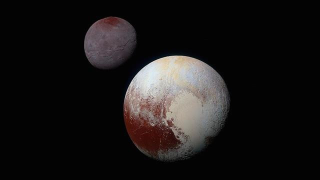 'Cüce gezegen'in oluşumuna ilişkin yeni iddia