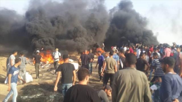 Gazze'de şehit sayısı 115'e yükseldi…