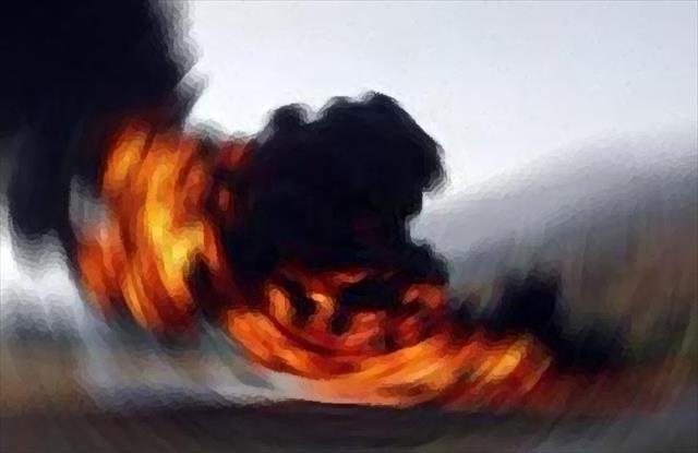 Musul'da patlama: 5 yaralı…