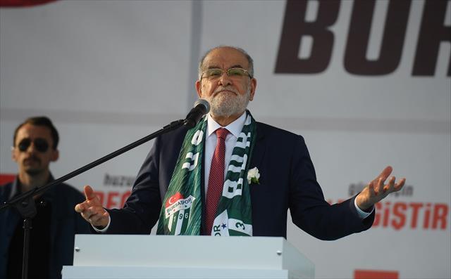 Karamollaoğlu'ndan seçimler için Fenerbahçe örneği…