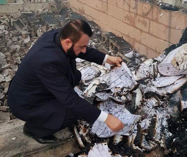 Irak Meclisi Başkanı seçimlerin yeniden yapılmasını istedi…