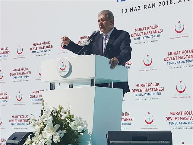 """Bakan Demircan'dan """"hasta garantisi"""" iddialarına yalanlama…"""