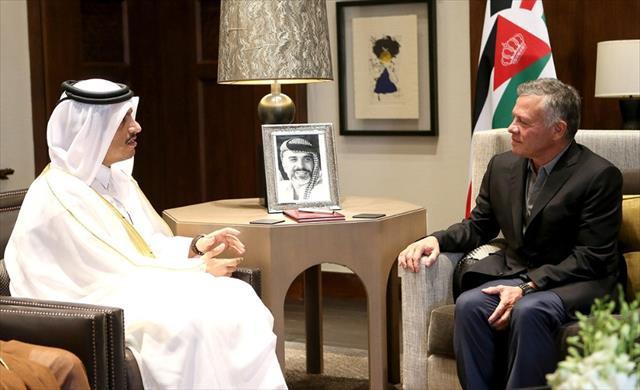 Katar'dan Ürdün'e 500 milyon dolarlık yatırım…