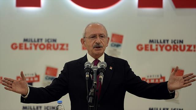 Kılıçdaroğlu: Hiçbir hükümet yetkilisi cevap vermiyor…