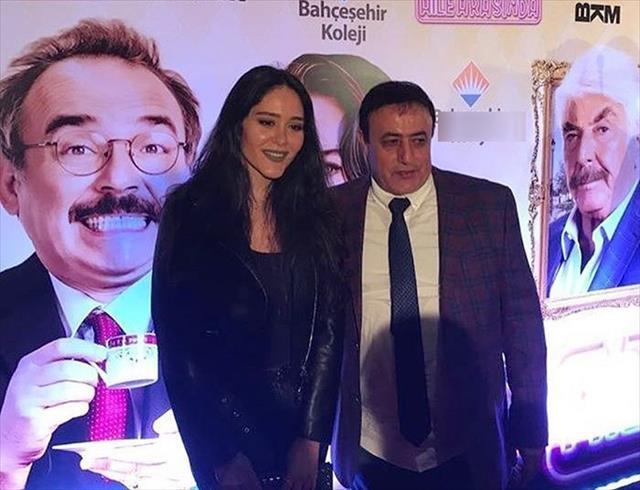 Mahmut Tuncer'in kızına ceza…