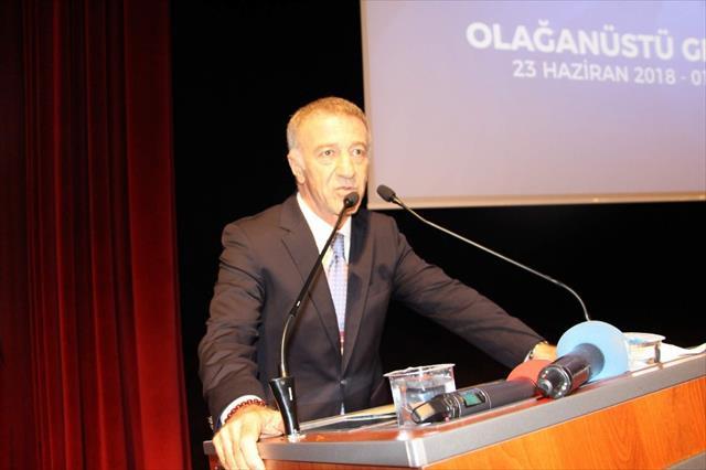 Trabzonspor'da tüzük değişliği
