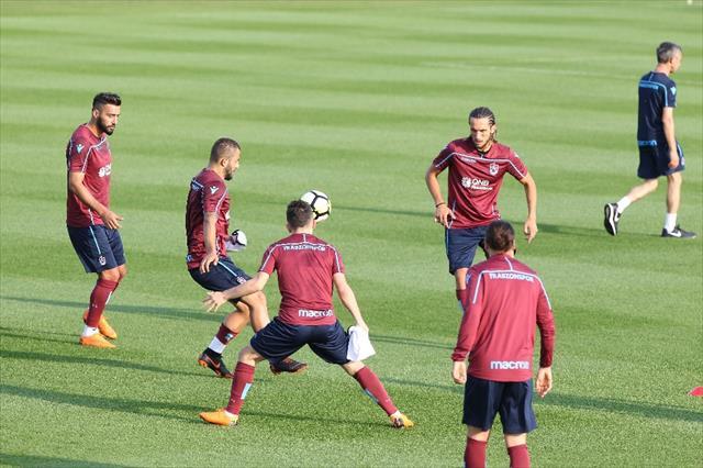 Dördüncü hazırlık maçı Al Duhail ile