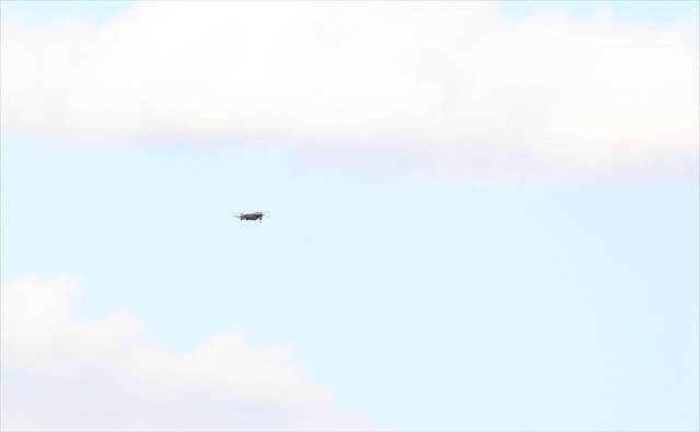 Ünal Karaman'dan oyuncularına 'drone'lu takip