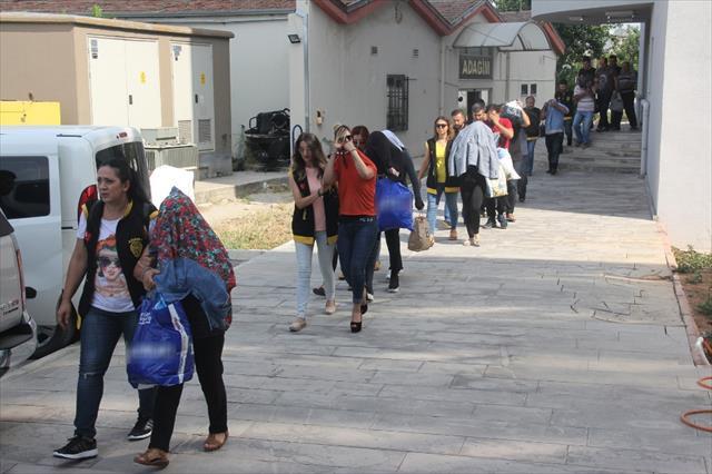 'Manukyan' lakaplı kadın liderli fuhuş çetesine 11 tutuklama